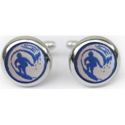 Blue Surfer Cufflinks found on Bargain Bro India from hardtofind.com.au for $39.18