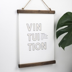 Witty Wine Definition Print