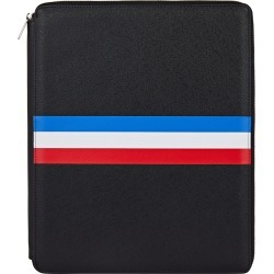 Fenella Smith - Luca Stripe Vegan Leather Document Wallet found on Bargain Bro from Wolf & Badger US for USD $61.56