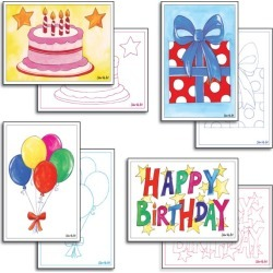 Party time card making pack