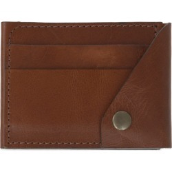 VIDA VIDA - Wrap Around Tan Leather Card Wallet found on Bargain Bro Philippines from Wolf & Badger US for $40.00