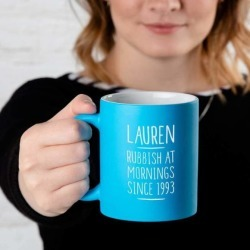 Personalised Coffee Mug For Women