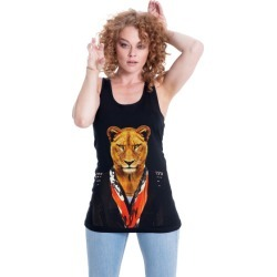 Lioness women's fitted singlet found on MODAPINS from hardtofind.com.au for USD $47.07