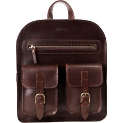 THE DUST COMPANY - Mod 136 Backpack In Cuoio Havana