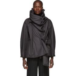 Issey Miyake Black Square Jacket
