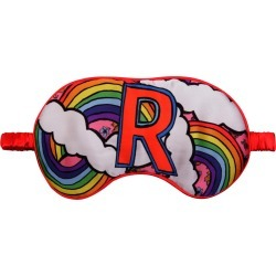 Jessica Russell Flint - R For Rainbow - Silk Eye Mask found on Bargain Bro from Wolf & Badger US for USD $53.20