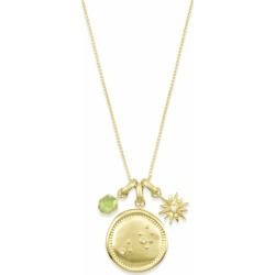 August Leo Charm Necklace Set in Gold found on Bargain Bro Philippines from Kendra Scott for $120.00