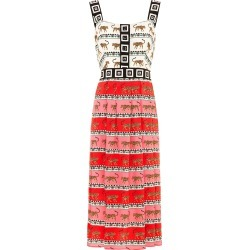 Hayley Menzies - Leopardess Midi Sun Dress found on MODAPINS from Wolf and Badger for USD $571.82
