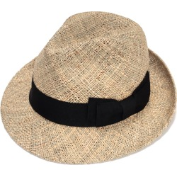 3444247cb0e53 Justine Hats - Classic Fedora Hat For Men   Women found on MODAPINS from  Wolf