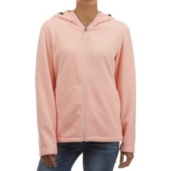 New Balance Women's Full Zip Hooded Fleece With Embossed Logo found on Bargain Bro Philippines from Eastern Mountain Sports for $27.98