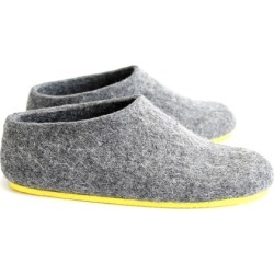 Women's Handmade Wool Slippers in Nordic found on Bargain Bro India from hardtofind.com.au for $191.24