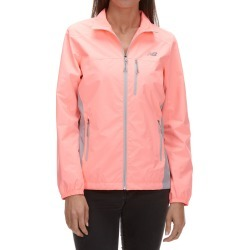 New Balance Women's Poly Dobby Mock Neck Jacket found on Bargain Bro Philippines from Eastern Mountain Sports for $15.98