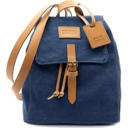 THE DUST COMPANY - Mod 226 Vintage Cotton & Cuoio Backpack