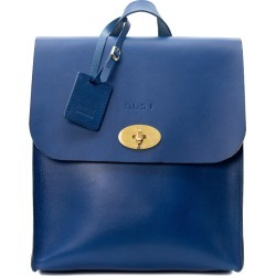 THE DUST COMPANY - Mod 232 Cuoio Blue Backpack