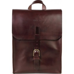 THE DUST COMPANY - Mod 120 Backpack In Cuoio Havana