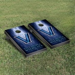 Villanova Wildcats Cornhole Game Set Metallic-Look