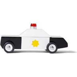 Candylab mini single police toy car found on Bargain Bro Philippines from hardtofind.com.au for $21.48