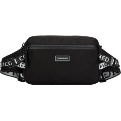 CONSIGNED - Morgan Cross Body Bag Black-White found on MODAPINS from Wolf and Badger for USD $45.09
