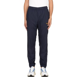 Nylon Warm Up Pants - Navy