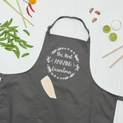 The Most Amazing Grandma Cooking Apron found on Bargain Bro Philippines from hardtofind.com.au for $37.67