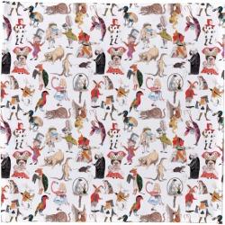 Alice in Wonderland Handkerchief & Pocket Square