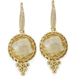 Vintouch Italy - Juno Citrine Earrings found on Bargain Bro Philippines from Wolf & Badger US for $320.00