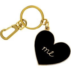 Make Heads Turn - Enamel Keychain Heart found on Bargain Bro from Wolf & Badger US for USD $18.24