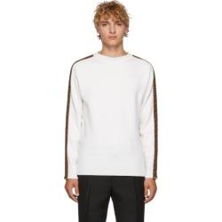 Fendi White Forever Fendi Sweater found on Bargain Bro India from ssense asia-pacific for $762.84