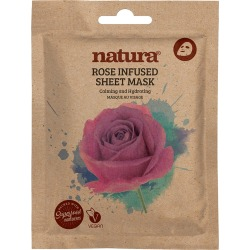 natura - Rose Sheet Mask found on Makeup Collection from Wolf and Badger for GBP 5.12