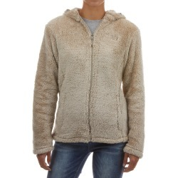 New Balance Women's Full Zip Sherpa Hooded Jacket found on Bargain Bro Philippines from Eastern Mountain Sports for $27.98