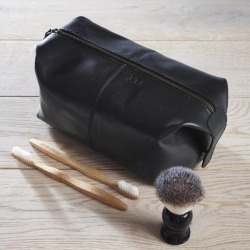 Dad Leather Wash Bag found on Bargain Bro Philippines from hardtofind.com.au for $82.18