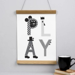 Play with us print