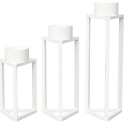 Build my Light - Set of 6 White