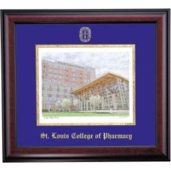St. Louis Pharmacy Prestige Framed Artwork