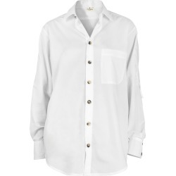 Filanda n.18 - Gertrude Oversize Shirt found on Bargain Bro from Wolf & Badger US for USD $189.24