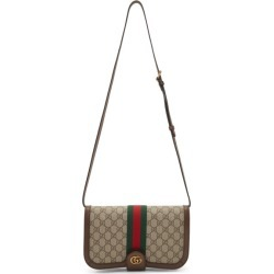 c936742230a Gucci Beige GG Ophidia Bag found on MODAPINS from ssense asia-pacific for  USD  1448.33