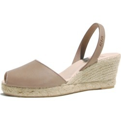 Foro leather sandals in taupe found on Bargain Bro Philippines from hardtofind.com.au for $115.52