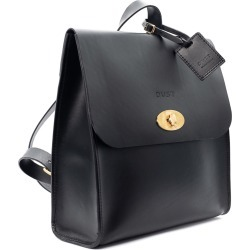 THE DUST COMPANY - Mod 232 Cuoio Black Backpack
