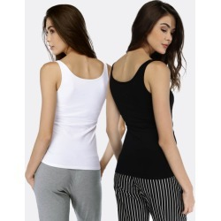 All You Tank 2 Pack Black & White found on Bargain Bro Philippines from hardtofind.com.au for $52.33