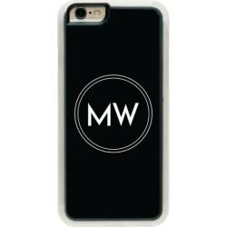 Personalised iPhone Cover - Monogram