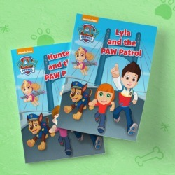 PAW Patrol: Birthday Personalised Book found on Bargain Bro Philippines from hardtofind.com.au for $43.22