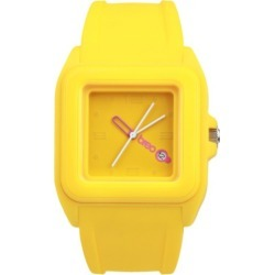 Breo Cube Watch Yellow found on Bargain Bro India from hardtofind.com.au for $67.85