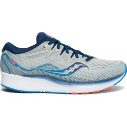 Saucony Men's Ride Iso 2 Running Shoe, Wide found on Bargain Bro Philippines from Eastern Mountain Sports for $79.98