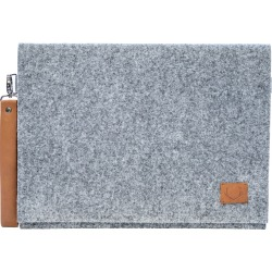 Nordhale - Berg Laptop Bag In Grey found on MODAPINS from Wolf and Badger for USD $90.83