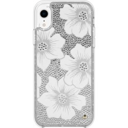 kate spade new york Full Clear Crystal case for iPhone XR in Hollyhock found on Bargain Bro India from hardtofind.com.au for $69.61