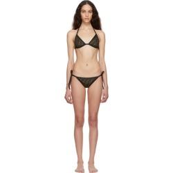 Fendi Black Forever Fendi Bikini found on Bargain Bro India from ssense asia-pacific for $444.71