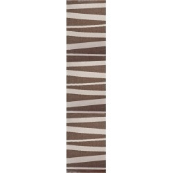 Åre Striped Rug Brown, 300x70 found on Bargain Bro UK from Clippings