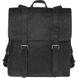 VIDA VIDA - Wandering Soul Black Leather Backpack found on Bargain Bro Philippines from Wolf & Badger US for $237.00