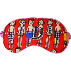 Jessica Russell Flint - D For Dolly Silk Eye Mask In Gift Box found on Bargain Bro UK from Wolf and Badger