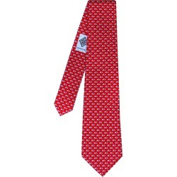 SARTESORI - Formentera Tie Dark Red found on Bargain Bro from Wolf & Badger US for USD $162.64
